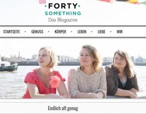 Screenshot 40-something.de
